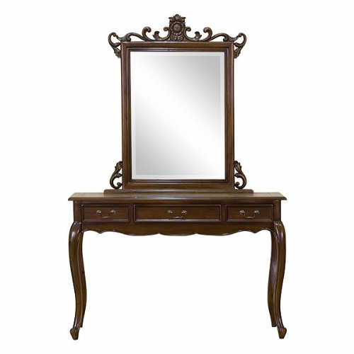 Elegant Dressing Table in Mahogany